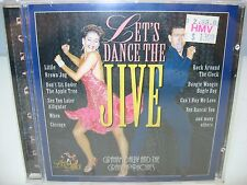 LET'S DANCE THE JIVE, Graham Dalby & THe Grahamophones, Let's Dance NEW