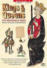 Kings and Queens: 1000-1399 Bk. 1 (Snapping Turtle Guides: Millennium), John Guy