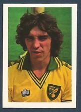FKS-SOCCER 81- #421-MANCHESTER CITY & ENGLAND-NORWICH-BOURNEMOUTH-KEVIN REEVES