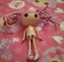 Lalaloopsy Jewel Sparkles Full Sized Bendy Hair Doll Cute!!