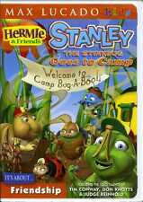 Max Lucado's Hermie & Friends Stanley The Stinkbug Goes To Camp (DVD, 2006) NEW