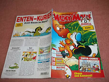 MICKY MAUS***COMIC***HEFT***NR.40 VOM 28.09.2012 + POSTER***!!!***