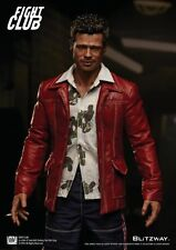 1/6th Tyler Durden-Fight Club-Red Jacket Versione-Nuovo BLITZWAY
