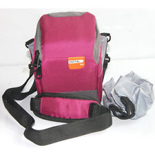 Waterproof Shoulder Camera Case Bag Handbag For Bridge Camera GE X2600 Z1