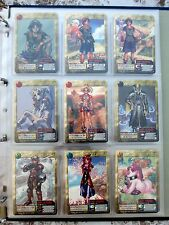 Complete x60 Chrono Cross 1999 BANDAI Japan Carddass(Trading Cards)SQUARE ENIX