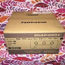 NEW&SEALED 2016 100% AUTHENTIC MARANTZ AV8802A Pre-Amp/Processor - FREE SHIP