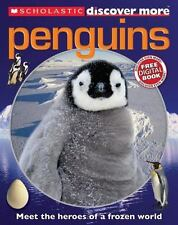 DISCOVER MORE PENGUINS Meet the Heroes of a Frozen World (BNew Ppback Version)