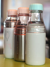 Valentine's Day Starbucks Milkyblue Sunny SS Pink Lovebird Lena Waterbottle 3SET