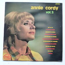 ANNIE CORDY Vol 3 Oh! La la .. 2M046 13125