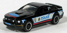 1/64 Greenlight Hot Pursuit 5 2008 Ford Mustang Police Car NEW clamshell packing
