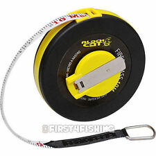 Black Cat Measuring Tape - Catfish Sturgeon Shark Coarse Sea Fishing Tackle