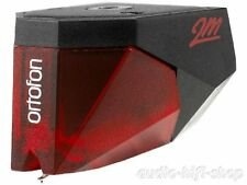 Ortofon 2M Red Pickup MM System New boxed + Fixture & Mounting accessories