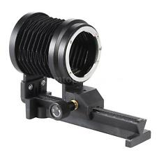 Macro Extension Bellows for Nikon DSLR F Mount Lens D7100 D5300 D3300 D810 V6E8