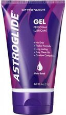 Astroglide Personal Lubricant Gel, 4 Oz NEW, FREE SHIPPING, NO TAX