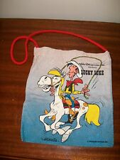 Disney's Lucky Luke & Jolly Jumper Tote Bag by Morris 1984 original Les Joggies