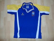 Match Worn Mansfield. Inglaterra. rugby Camiseta/Jersey/, Maillot-Excelente!