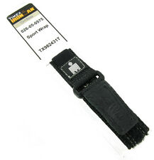 12-16mm Timex Iron Man Sport Wrap Strap Black Nylon  Watch Band TX982431T