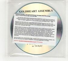 (GV451) Goldheart Assembly, So Long St. Christopher  - 2009 DJ CD