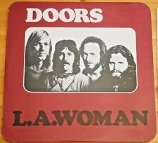 Rare The Doors LA Woman 1971 K42090 Uk Rounded Sleeve EX/EX Great Investment!!