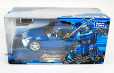 Transformers Alternity A-02 Nissan Fairlady Z Megatron Pemium Lemans Blue Figure