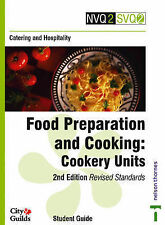 NVQ2/SVQ2 Catering and Hospitality - Food Preparation and Cooking Cookery Units