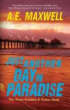 Just Another Day in Paradise (Fiddler & Fiora Series)-ExLibrary
