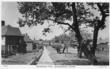 Witherston Way Coldharbour Eltham Greenwich London RP pc used 1964 ? Tuck