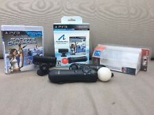 Playstation Move Bundle w/ additional navigation controller