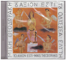 Grigoris Bithikotsis , Mikis Theodorakis - To axion esti (cd)