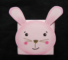 10 x Christening Baby Shower Party Favour Boxes Pink Bunny Small Table Boxes