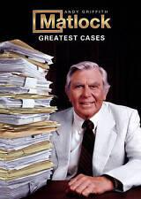 Matlock's Greatest Cases (DVD, 2015, 3-Disc Set)