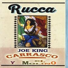 Rucca - Joe King Carrasco (2014, CD NEU)