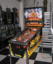 NO FEAR : DANGEROUS SPORTS PINBALL MACHINE GORGEOUS GAME ~ $199 SHIPPING