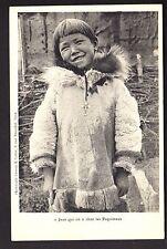 POLE NORD Thématique polaire esquimaux mission mary's igloo Jean qui rit enfant