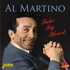 Take My Heart - Martino,Al (2013, CD NEUF)