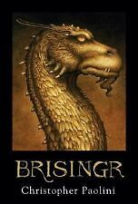 BRISINGER by Christopher Paolini INHERITANCE Cycle Book 3 2008 HC/DJ 1st Edition