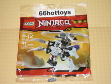 LEGO NINJAGO 30081 Skeleton Chopper NEW