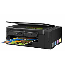 New Epson Expression EcoTank ET-2650 Wireless All-In-One Printer Copier Scanner