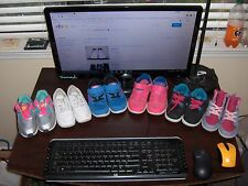 NIKE air max & AIR JORDAN 4 Lot: of 6 sz. 8c,8c,9c,10c,8c,9c