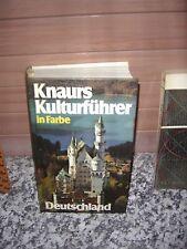 Knaurs Kulturführer in Farbe, Deutschland