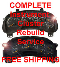 GMC YUKON / DENALI Speedometer Instrument Cluster Gauge and Display REPAIR