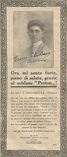 W5735 PROTON - Sig. Sebastiano Trucco - Marcianise - Pubblicità 1926 - Advertis.
