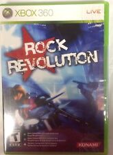 Rock Revolution (Microsoft Xbox 360, 2008)