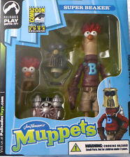Muppets Palisades 2004 SDCC Super Beaker Exclusive San Diego Comic Con  NEW!!