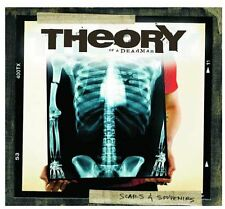 THEORY OF A DEADMAN CD - SCARS & SOUVENIRS [EXPLICIT](2008) - NEW UNOPENED