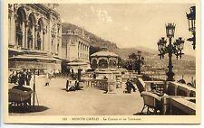 CP Monaco - Monte-Carlo - Le Casino et les terrasses
