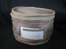 QUILTED STORAGE CASE for bread plates or CEREAL BOWLS