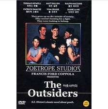 THE OUTSIDERS (1983) DVD - Francis Ford Coppola (New & Sealed)