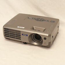 Epson Powerlite 821p LCD Projector   891 hrs, 2600 ANSI   Bright & Portable   nc