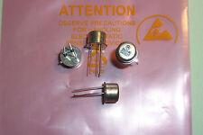 2n3440 250 V 1A NPN T039 commutation / audiotransistors Qté. 4 amendements Motorola pièces
